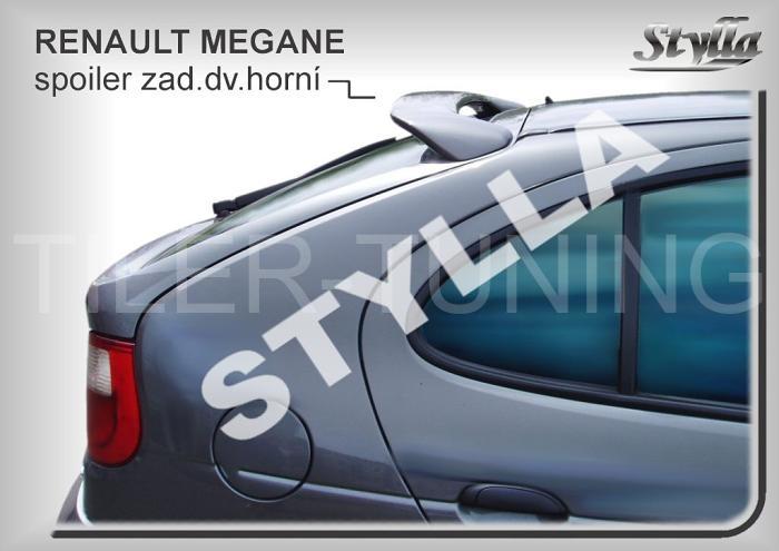 Stříška střešní spoiler Renault Megane htb 96-02